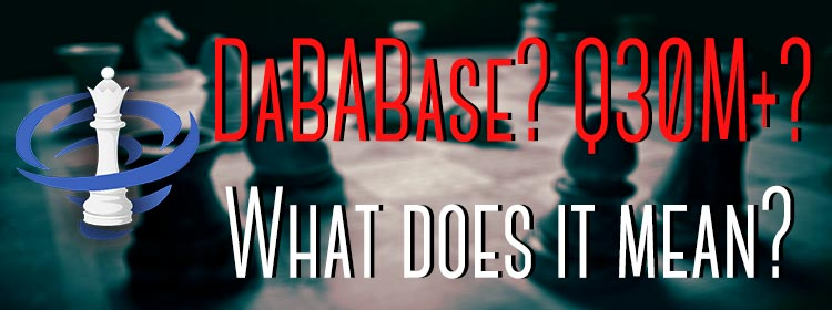 DaBABase? Q30M+? What does it mean?